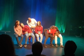 Hypnosis Comedy Show – Aasane